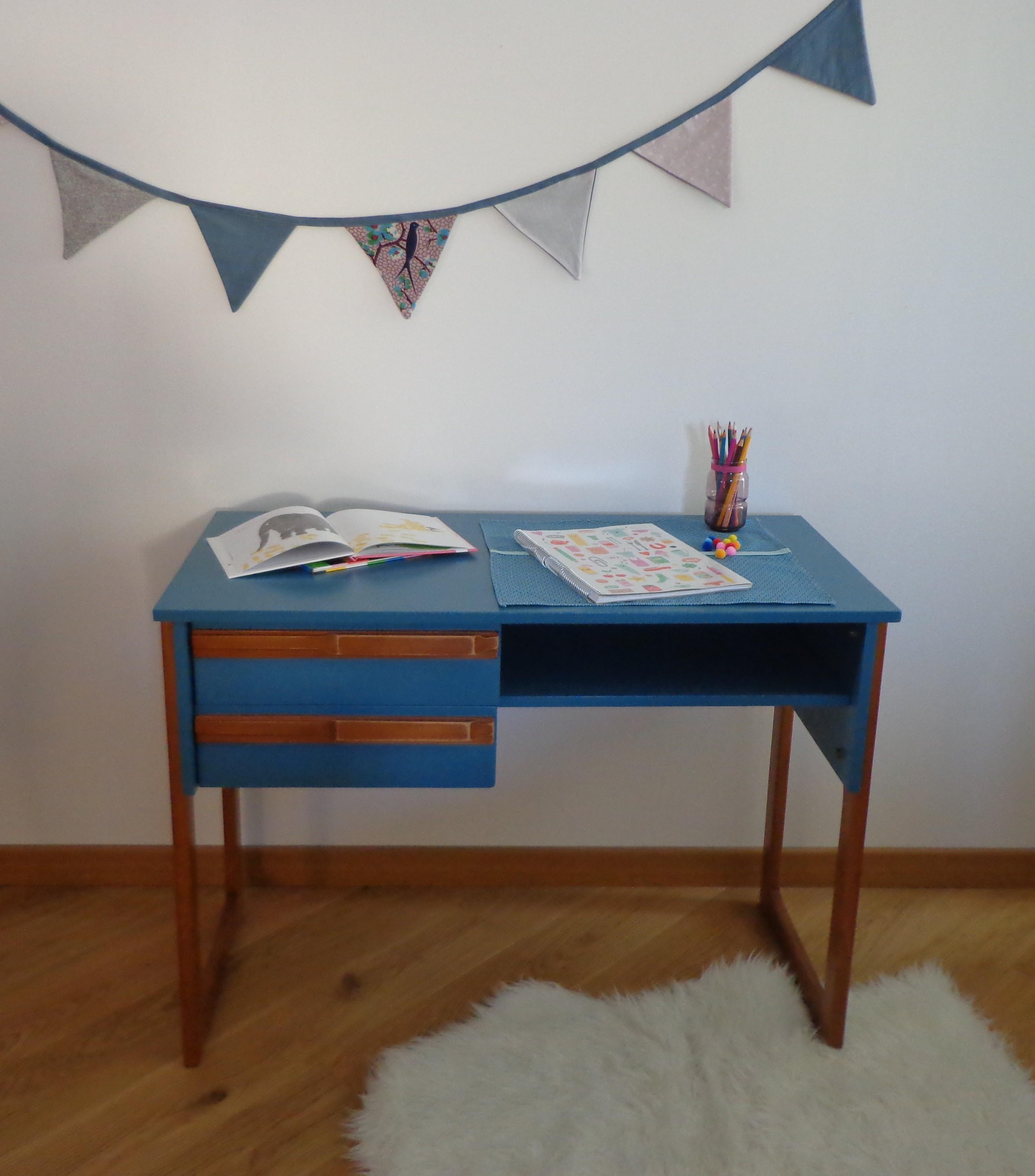 bureau vintage Gaspard 1