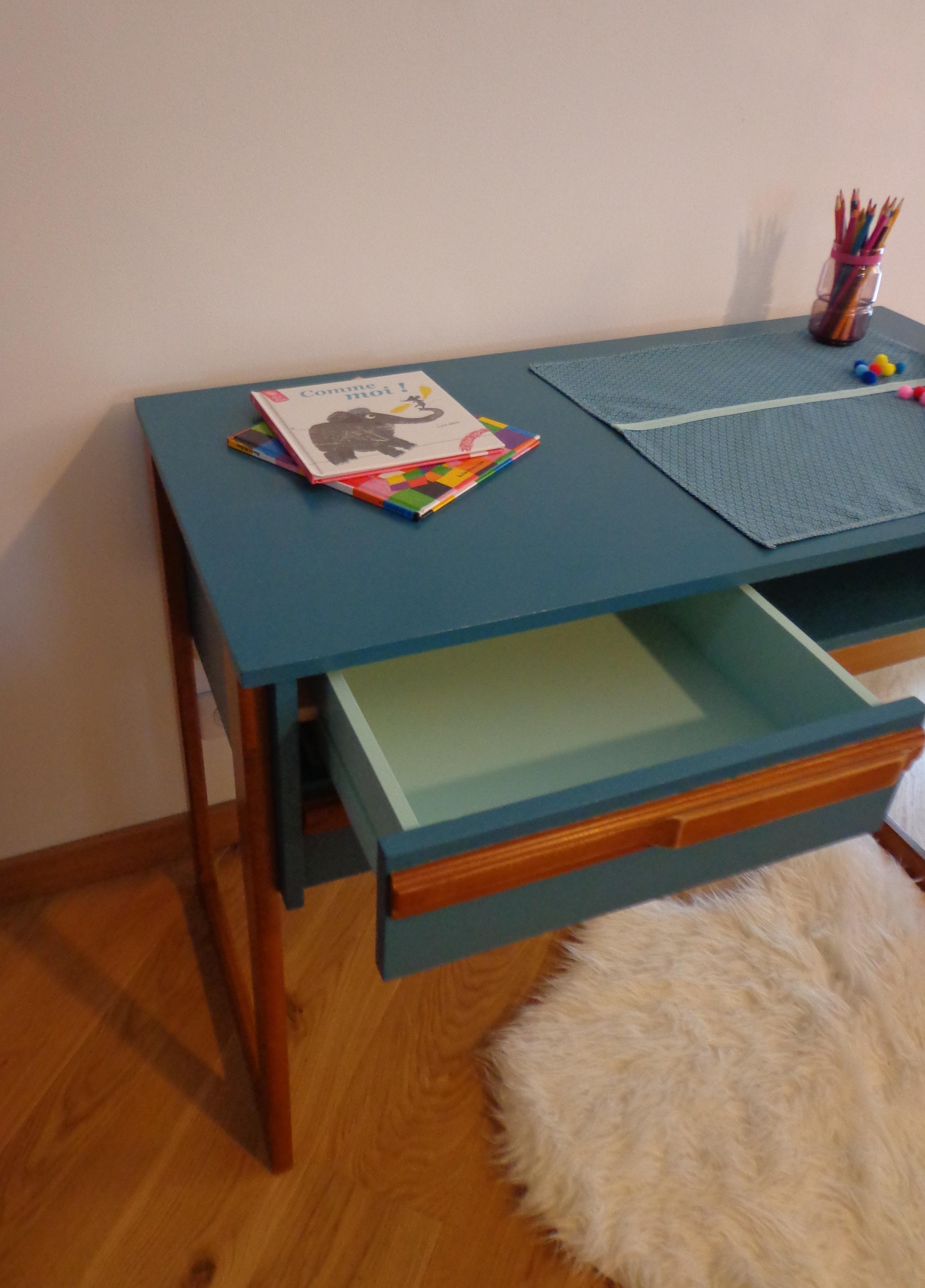 bureau vintage Gaspard 2