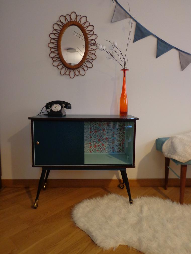 Petits meubles vintages for Petit meuble de cuisine vintage