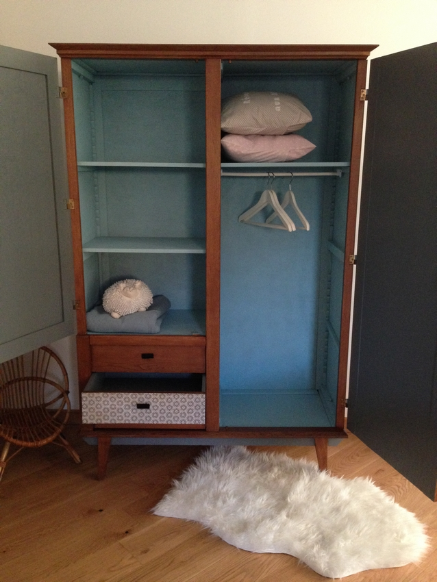 for Armoire scandinave