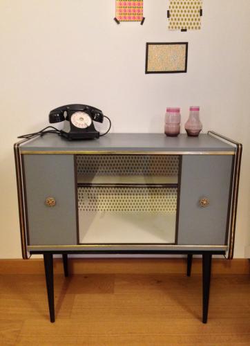 Petit meuble vintage «Rafaëlle»