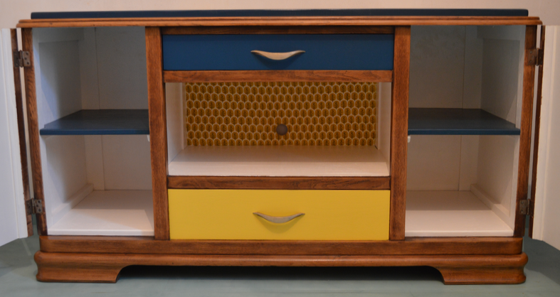 meuble tv vintage andersen meuble tv vintage bertille - Meuble Tv Vintage Andersen