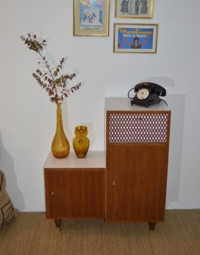 petit meuble vintage Sidonie 7