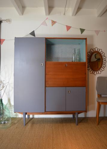 avis client relooking de meubles vintage lilibroc. Black Bedroom Furniture Sets. Home Design Ideas