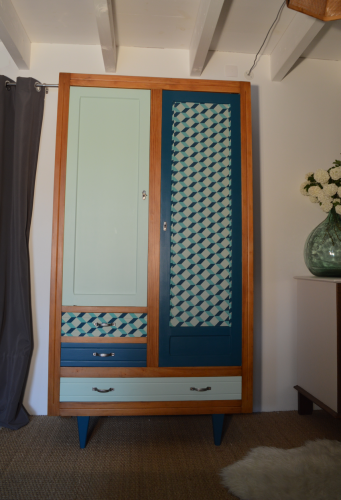 Armoire vintage Charly 1