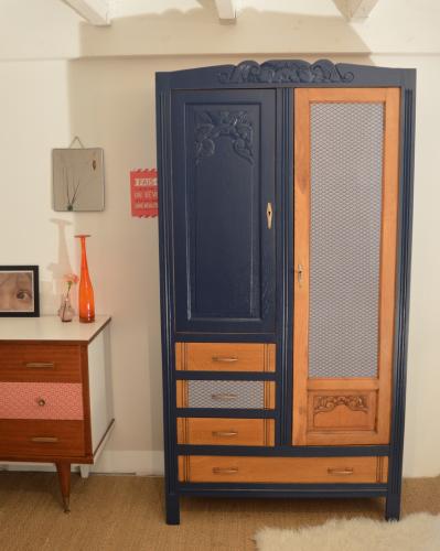Armoire vintage Maëlle1