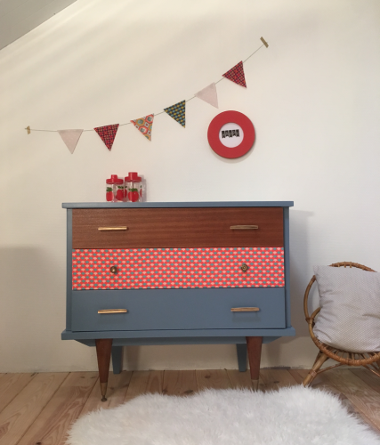 Commode vintage Chiara 1