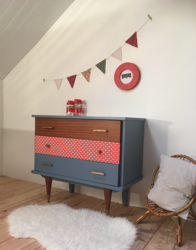 Commode vintage Chiara 4
