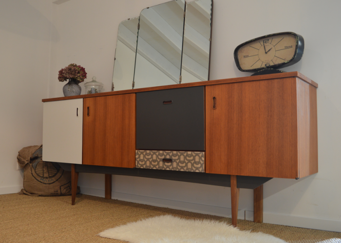 magasin meuble vintage paris excellent meubles vintage et dco style rtro chez la maison bineau. Black Bedroom Furniture Sets. Home Design Ideas