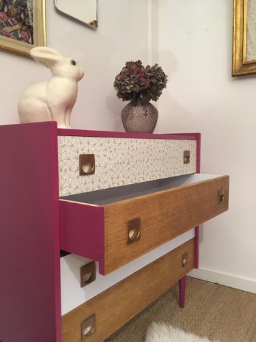 commode vintage louison meubles vintage restaur s nantes. Black Bedroom Furniture Sets. Home Design Ideas