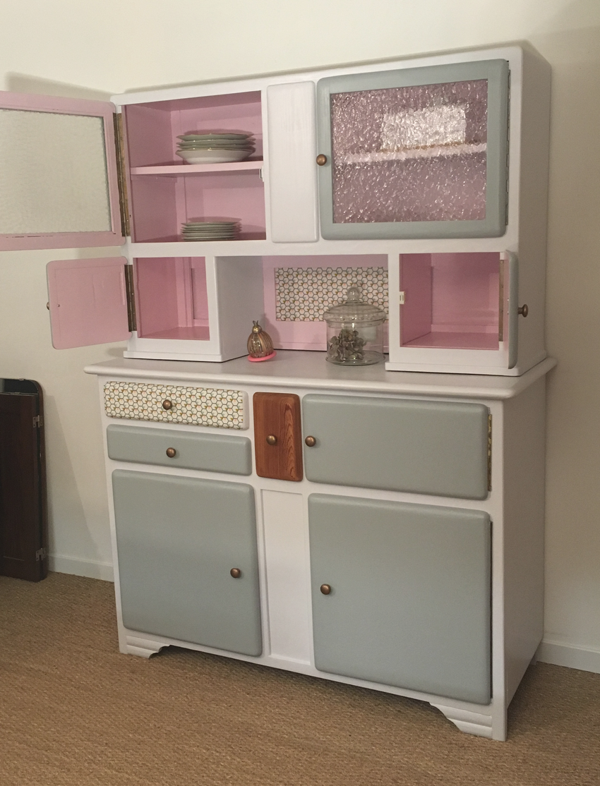Buffet mado laurette restauration de meubles vintage par lilibroc - Laurette meubles ...