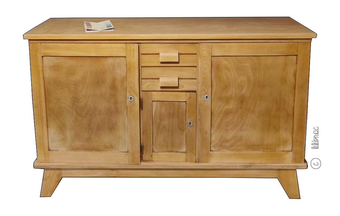 Buffet vintage Anatole – Personnalisable