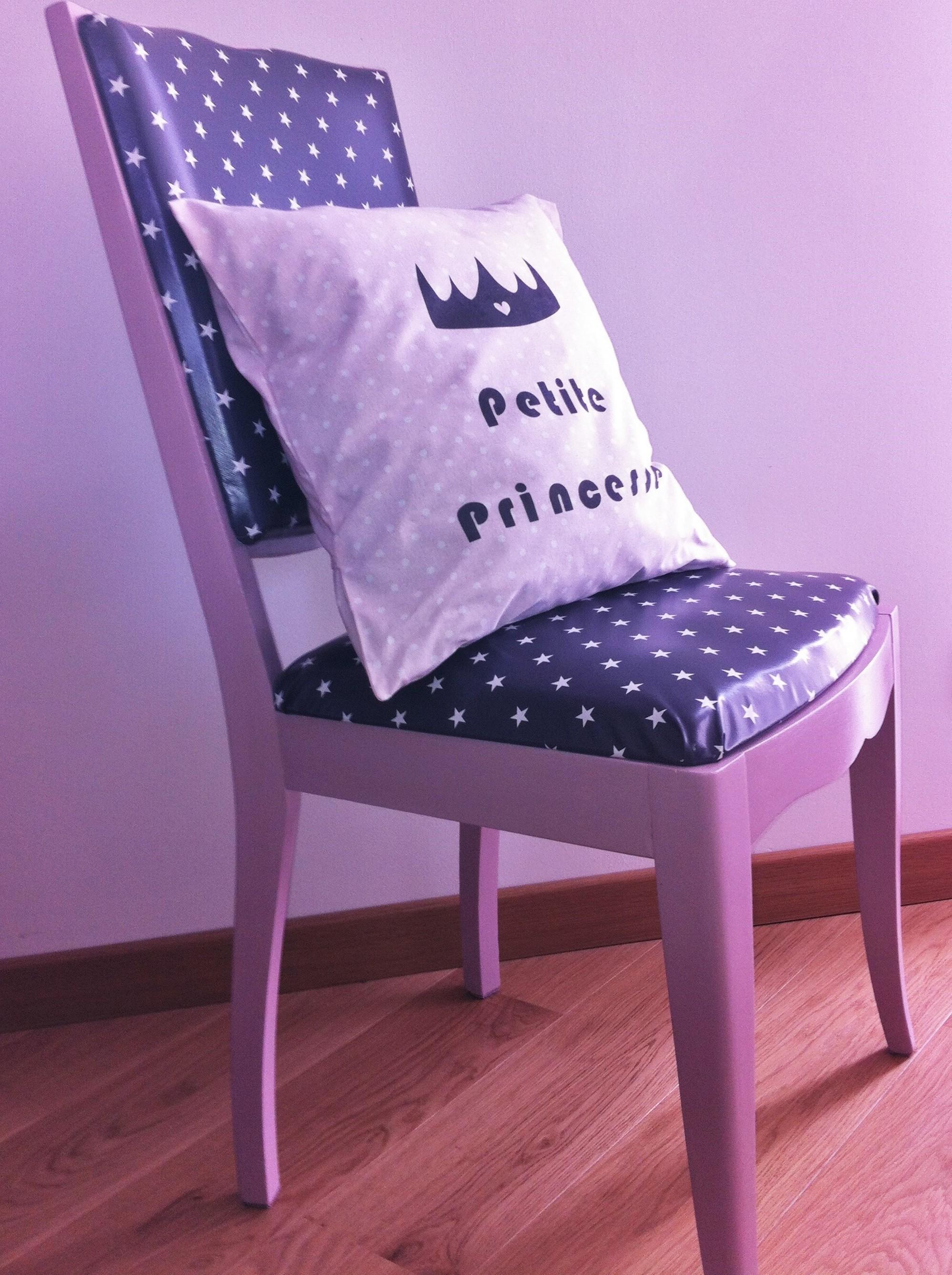 Chaise vintage «Pénélope»