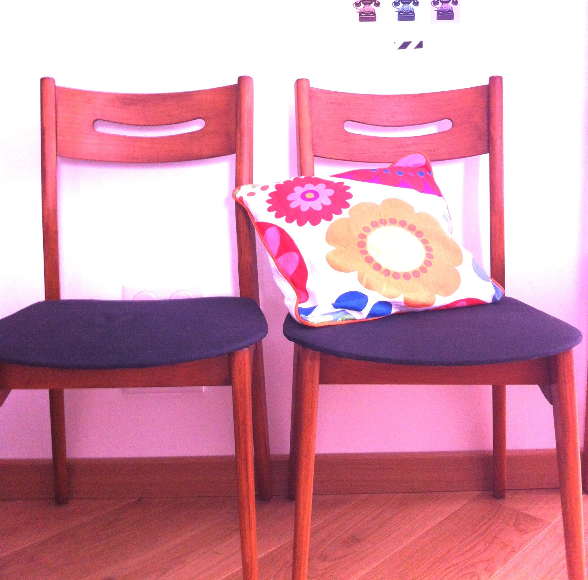 Chaises scandinaves «Gabie»