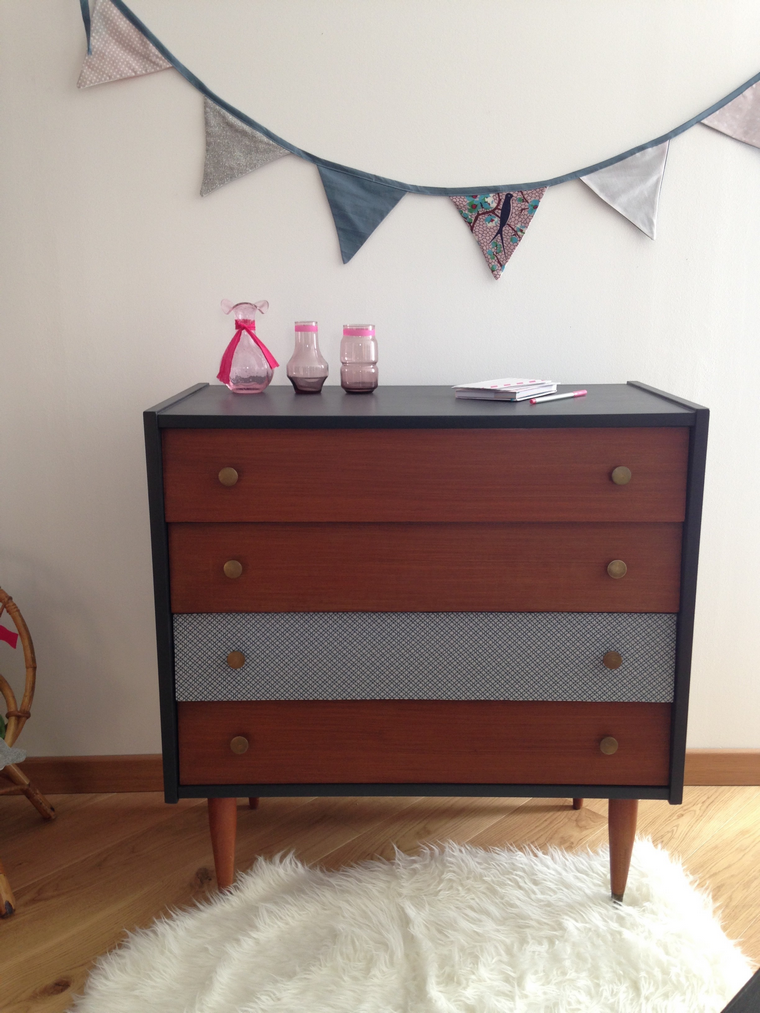 Commode vintage « Achille »