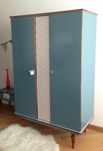 armoire vintage Iris 1