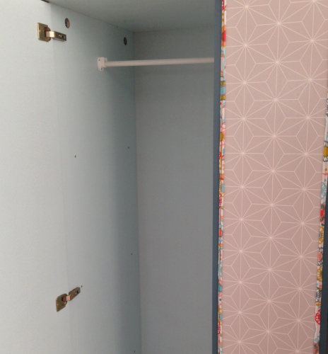 armoire vintage Iris 5