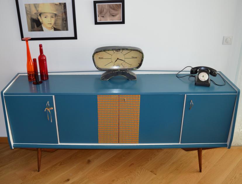 Buffet vintage «Louison»