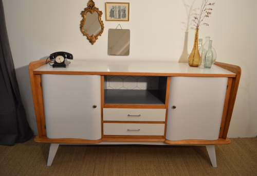Buffet vintage « Gaston »