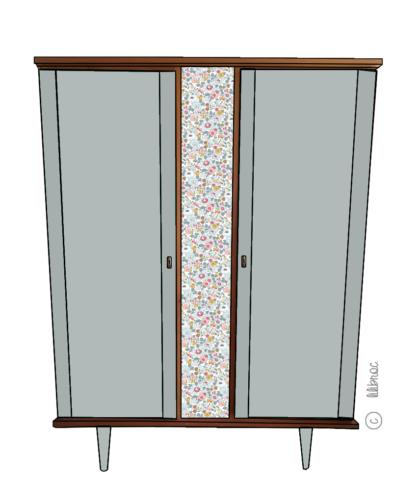 armoire vintage janelle croquis1