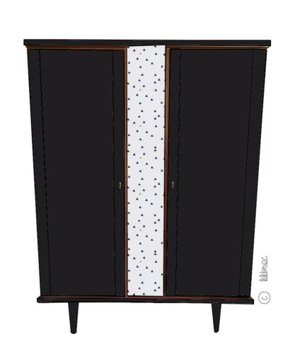 armoire vintage janelle croquis 7