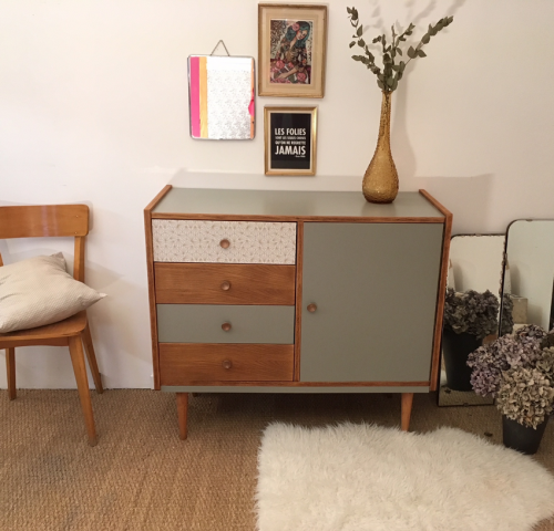 Commode vintage Domitille 2