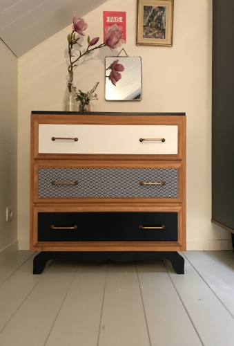 Commode vintage Louisa