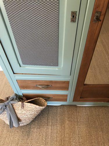 Armoire vintage Paulette 5