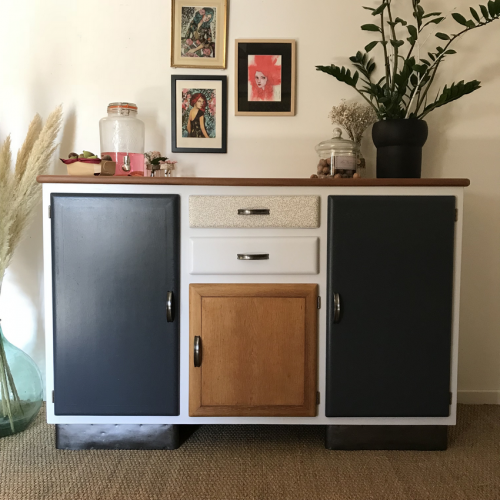 Buffet vintage Gustave