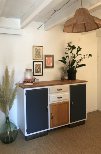 Buffet vintage Gustave 2
