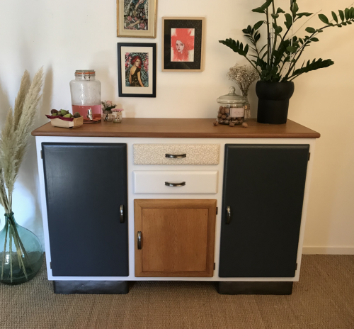 Buffet vintage Gustave 5