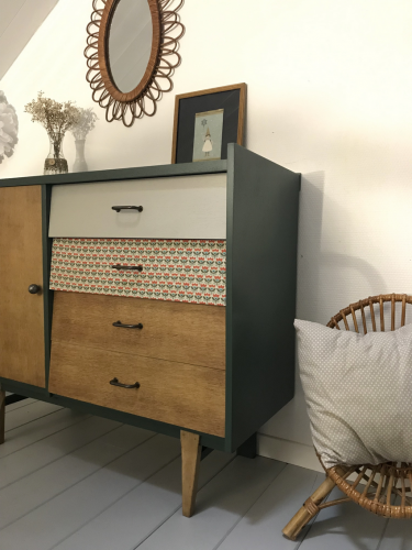Commode vintage Mathilde 5