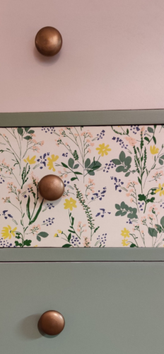 Armoire vintage Violaine 4