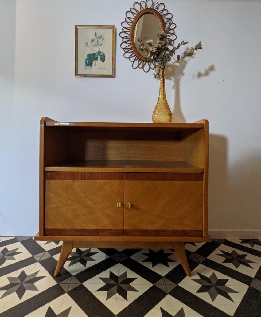 Meuble vintage Azel – personnalisable