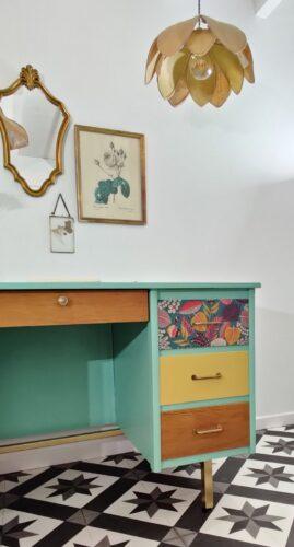 Bureau vintage Coline 4