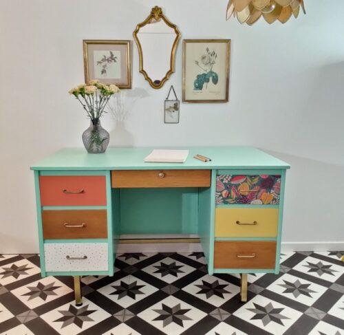 Bureau vintage Coline 6