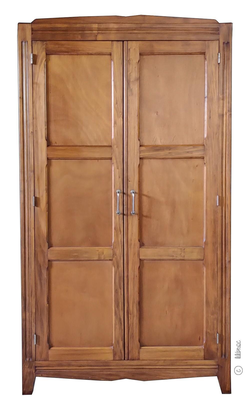 Armoire vintage Inès personnalisable