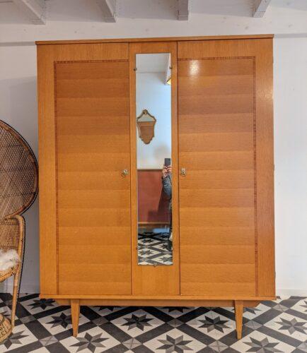 Armoire vintage Gaëlle – personnalisable