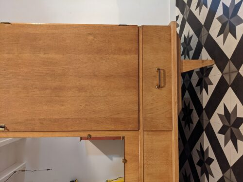 armoire vintage Gladys 2