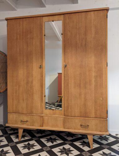 Armoire vintage Gladys – personnalisable