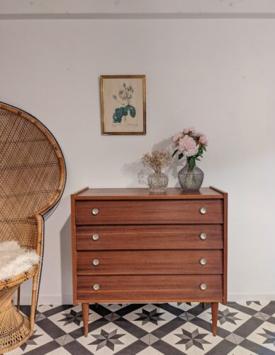 Commode vintage 3