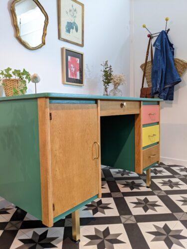 Bureau vintage Colin 6