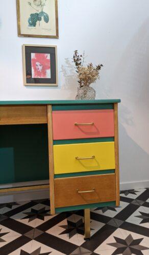 Bureau vintage Colin 9