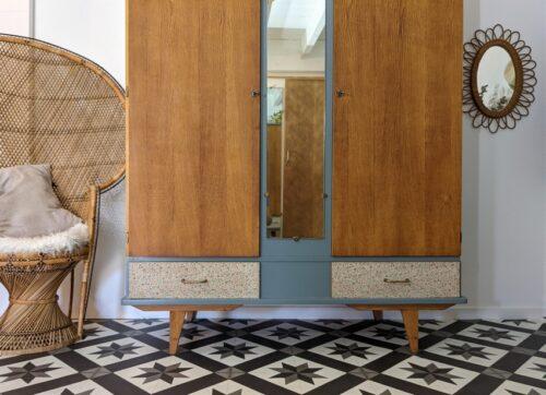 Armoire vintage Gladys 12