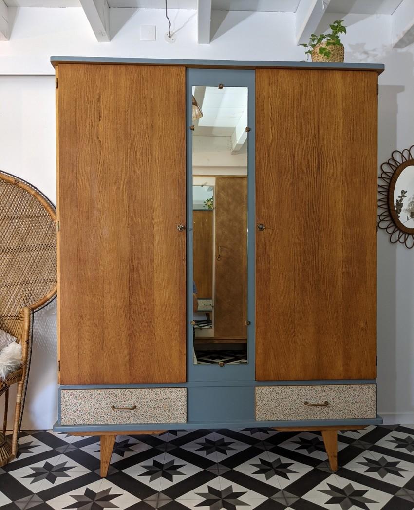 Armoire vintage Gladys
