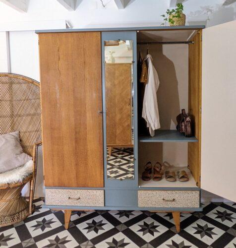 Armoire vintage Gladys 3