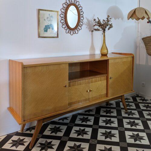 Enfilade-vintage-Charlotte-avant-relooking-2