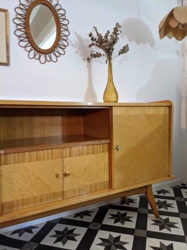 Enfilade-vintage-Charlotte-avant-relooking