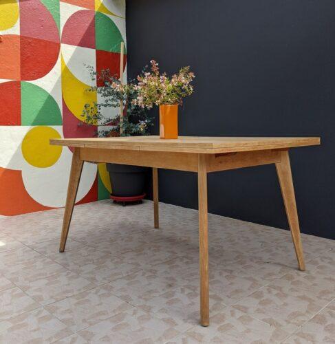Table vintage Alexandriane -personnalisable