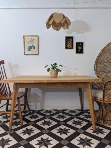Table vintage Alexandriane